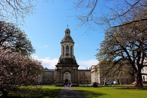 Campanile, Trinity College Dublin