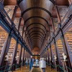 The Long Room, the Library of Trinity College Dublin